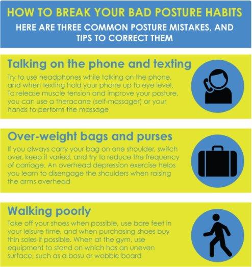 break bad posture habits