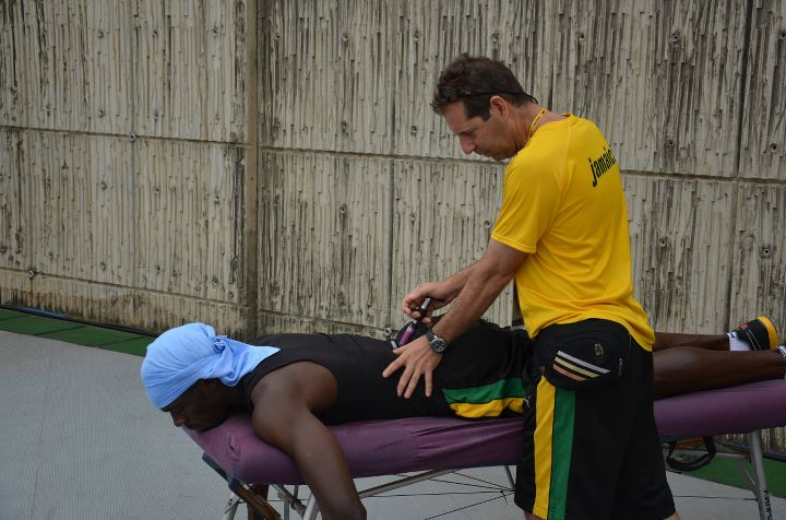 How chiropractic care has helped 'fastest man in the world' - Waldron  Chiropractic & Massage